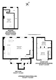 Large floorplan for Bavaria Road, Crouch End, N19