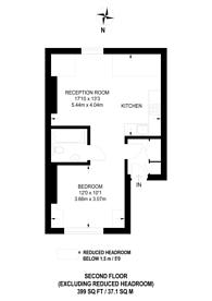 Large floorplan for Waddon Road, Croydon, CR0