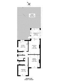 Large floorplan for Whitegate Gardens, Harrow Weald, HA3
