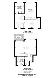 Large floorplan for Ealing, W5, Ealing, W5