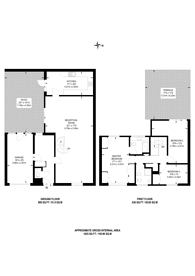 Large floorplan for Quickswood, Primrose Hill, NW3