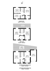 Large floorplan for Heatherlea Grove, Worcester Park, KT4