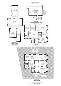 Large floorplan for Woodgate Crescent, Northwood, HA6