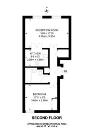 Large floorplan for Vicars Bridge Close, Alperton, HA0