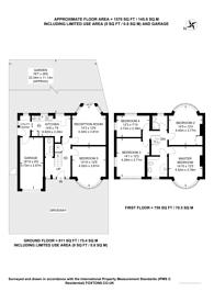 Large floorplan for Chiltern Drive, Berrylands, KT5