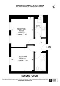 Large floorplan for Pembridge Gardens, Notting Hill Gate, W2