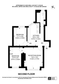 Large floorplan for Walton Street, Sloane Square, SW3