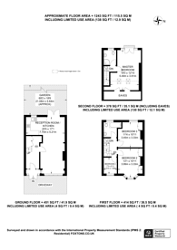 Large floorplan for Grange Road, Norwood, SE25