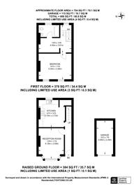 Large floorplan for Tanfield Road, Croydon, CR0