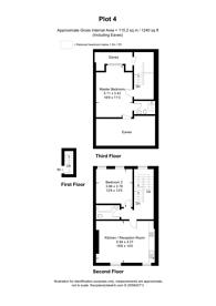 Large floorplan for Amhurst Road, E8, Hackney Downs, E8