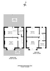 Large floorplan for Dalston Lane, Dalston, E8