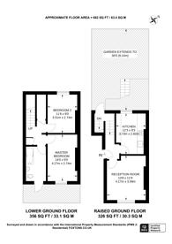 Large floorplan for River Street, Islington, EC1R
