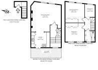Large floorplan for Munster Road, Munster Village, SW6
