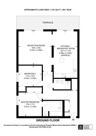 Large floorplan for Hitherbury Close, Guildford, GU2