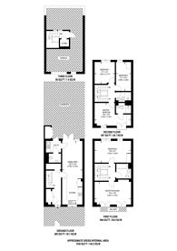 Large floorplan for Chobham Manor, Stratford, E20