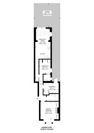 Large floorplan for Mora Road, Cricklewood, NW2