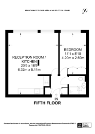 Large floorplan for Westbourne Grove, Westbourne Grove, W11