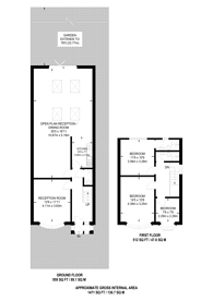 Large floorplan for Camplin Road, Kenton, HA3