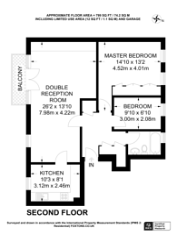 Large floorplan for Old Pye Street, SW1P, Westminster, SW1P