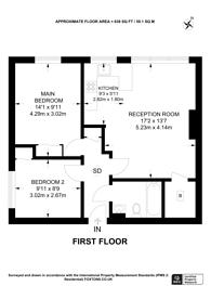 Large floorplan for Woking, GU22, Woking, GU22
