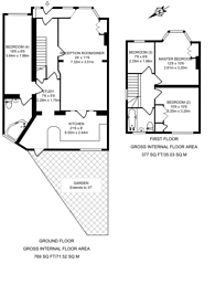 Large floorplan for Manor Farm Road, Alperton, HA0