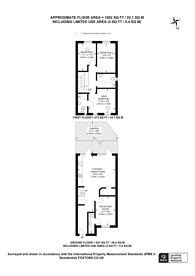 Large floorplan for Norbiton Common Road, Kingston, KT1