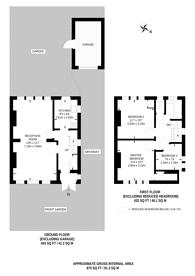Large floorplan for Sancroft Road, Wealdstone, HA3