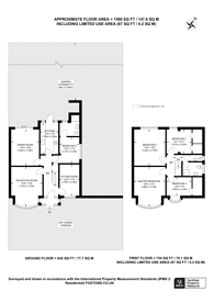 Large floorplan for Great West Road, Hounslow, TW5