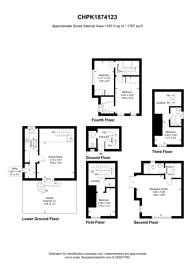 Large floorplan for Waveney Close, Wapping, E1W