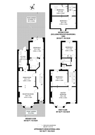 Large floorplan for Leicester Road, East Finchley, N2
