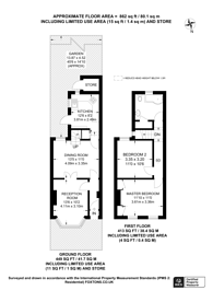 Large floorplan for Stembridge Road, Anerley, SE20