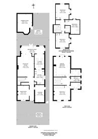 Large floorplan for Fordington Road, Highgate, N6
