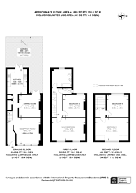 Large floorplan for Windmill Road, Croydon, CR0