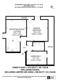 Large floorplan for Grove Road, Sutton, SM1