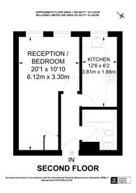 Large floorplan for Courthill Road, Lewisham, SE13