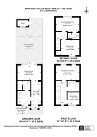 Large floorplan for Charford Road, Canning Town, E16