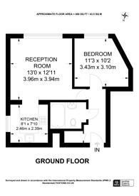Large floorplan for Primrose Hill, Primrose Hill, NW3