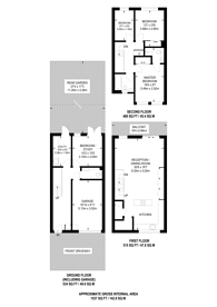 Large floorplan for Plymouth Wharf, Isle Of Dogs, E14
