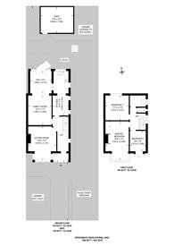 Large floorplan for Blockley Road, Wembley, HA0