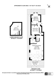 Large floorplan for Himley Road, Tooting, SW17