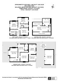 Large floorplan for Stembridge Road, Anerley, SE20