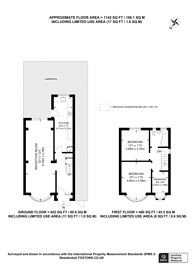 Large floorplan for Ilford, IG1, Ilford, IG1