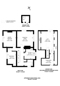 Large floorplan for Pinner View, Harrow, HA1