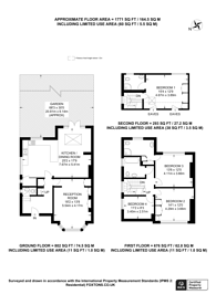 Large floorplan for Sneyd Road, Cricklewood, NW2