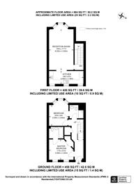 Large floorplan for Freelands Road, Bromley, BR1