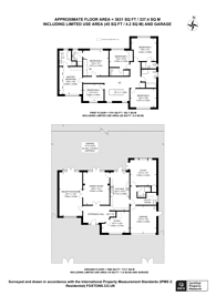 Large floorplan for The Highway, Sutton, SM2