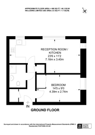 Large floorplan for Bromley Road, Beckenham, BR3