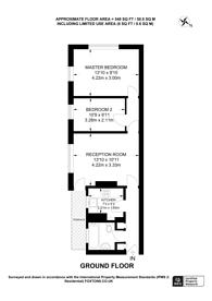 Large floorplan for London Road, Morden, SM4