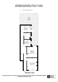 Large floorplan for Rothesay Avenue, Wimbledon, SW20