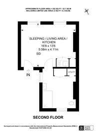 Large floorplan for Gloucester Crescent, Camden, NW1